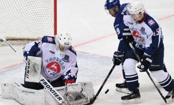 Maskavas 'Dinamo' un Ņižņijnovgorodas 'Torpedo' sasniedz jaunu KHL rekordu
