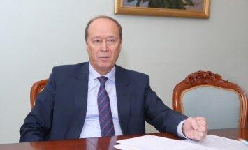 Александр Вешняков: в новом году послом России станет Евгений Лукьянов