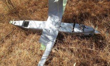 Turcija savā gaisa telpā pie Sīrijas robežas notriec dronu