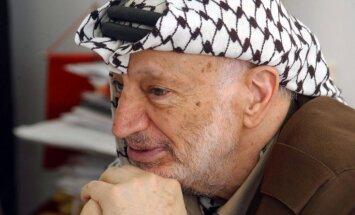 Šveices laboratorija meklēs polonija pēdas Arafata mirstīgajās atliekās