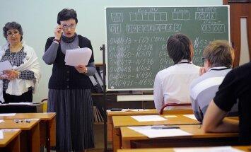 Svešvalodas centralizēto eksāmenu nedēļā fiksēts tikai viens starpgadījums