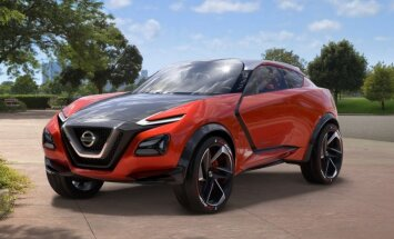 'Nissan Gripz' sportiskais apvidnieks varētu kļūt par '370Z' pēcteci
