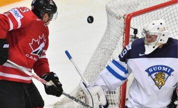 Noslēdzošais IIHF nenopietnais rangs: Vai tas bija Konors Harlamovs?