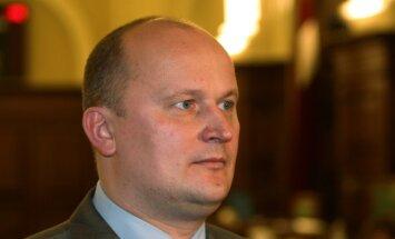Zolitūdes traģēdijas parlamentārās izmeklēšanas komisiju vadīs Ringolds Balodis