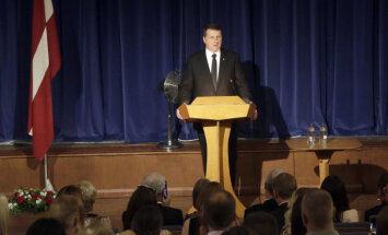 Vējonis aicina tautiešus Lielbritānijā nezaudēt saikni ar Latviju