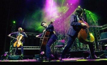 Foto: 'Melo-M' ar koncertu Kongresu namā pavada 2013. gadu