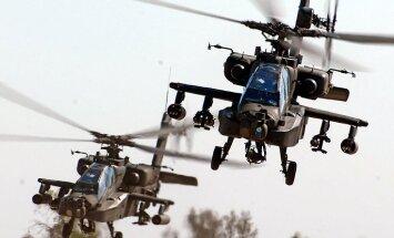 Kurdu un ASV spēki vienotā operācijā nogalinājuši vienu no 'Daesh' līderiem