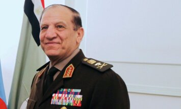 Ēģiptē armija aiztur vienīgo Sisi sāncensi prezidenta amatam