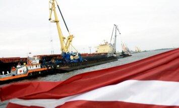 Maldups: baltkrievi par kravu novirzīšanu no Latvijas ostām patlaban nedomā