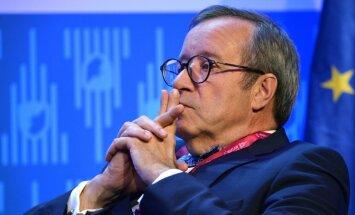 Ильвес: Эстония для Danske Bank — удобный преступник