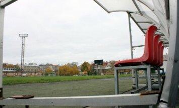 Стадион на улице Кр.Барона перестроят под комплекс спорта и активного отдыха