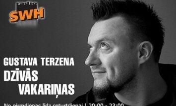 Gustavs Terzens, Radio SWH