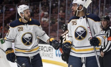 Гиргенсонс прервал свою самую длинную серию без результативных очков в НХЛ