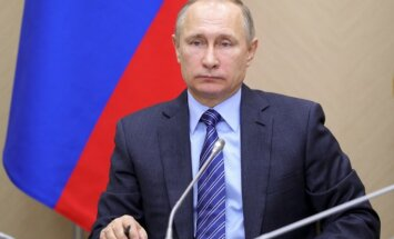 Putins neplāno apmeklēt Phjončhanas olimpiskās spēlēs