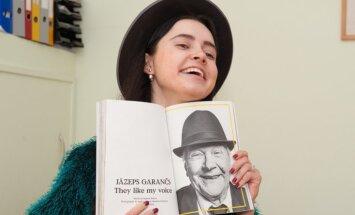 Agnese Kleina iedvesmo skolēnus pārsteigt pasauli ar savu saturu