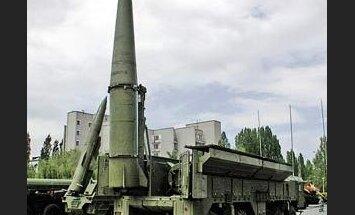 Krievijas raķešu 'Iskander M' izvietošana Baltijas valstu pierobežā dara bažīgu Latvijas ĀM