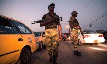 Kamerūna liedz 'bezjēdzīgu' izbraukšanu no anglofonā reģiona