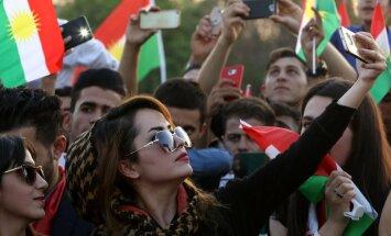 Svarīgākie fakti, kas jāzina par Kurdistānas neatkarības referendumu