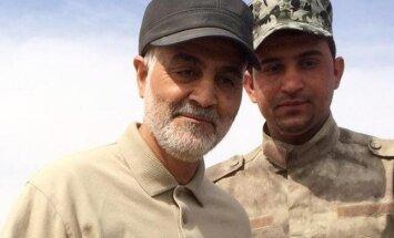 СМИ: Иранский генерал убедил Россию начать бомбардировки Сирии