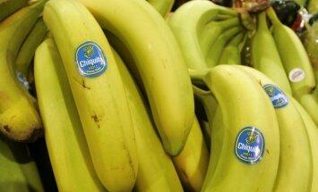 Divi Brazīlijas uzņēmumi izsaka pārņemšanas piedāvājumu ASV banānu kompānijai 'Chiquita'