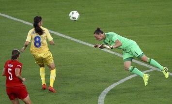Riodežaneiro vasaras olimpisko spēļu sieviešu futbola turnīra finālmaču rezultāti (19.08.2016.)
