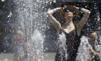 В выходные ожидается жара, на следующей неделе - до +30 градусов