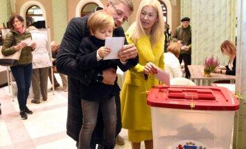 Ушаков: после выборов надеюсь на повышение благосостояния Латвии
