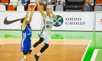 'Valmiera'/ORDO basketbolisti pirmajā BBL mačā zaudē Igaunijas TTU