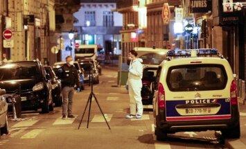 """Напавший на прохожих в Париже кричал """"Аллах акбар"""". ИГ взяло ответственность за атаку"""