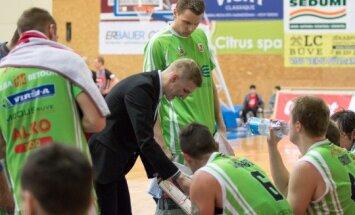 Latvijas basketbolā aizdomas par spēļu rezultātu sarunāšanu