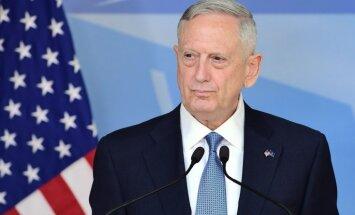NATO ir Savienoto Valstu pamatakmens, paziņo Matiss