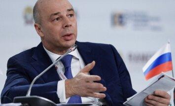Ministrs: Krievijas rezerves nauda varētu tikt iztērēta jau šogad
