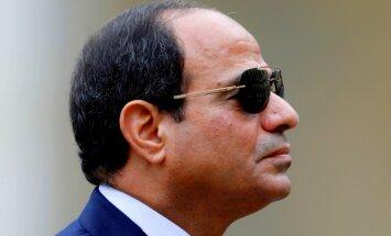 Sisi pēc 2022. gada vairs neplānojot vadīt Ēģipti