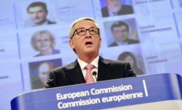 Daudzas valdības migrācijas krīzē neseko veselajam saprātam, paziņo Junkers