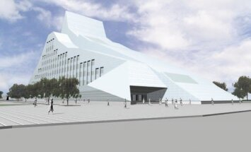 Rīga plāno kandidēt uz Pasaules grāmatu galvaspilsētas titulu