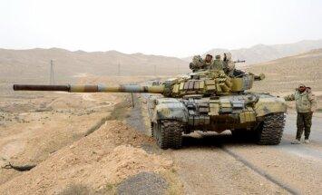 Соглашение о зонах безопасности в Сирии вступило в силу