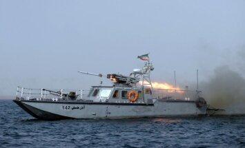 Nedēļu pēc sprādzieniem ieroču ražotnē Sudānā ierodas Irānas karakuģi