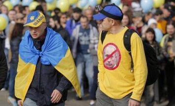 Ukraina atrodas uz bankrota sliekšņa, brīdina 'Fitch'