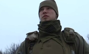 Krievijas brīvprātīgais Ukrainas spēkos: māte mani uzskata par nodevēju