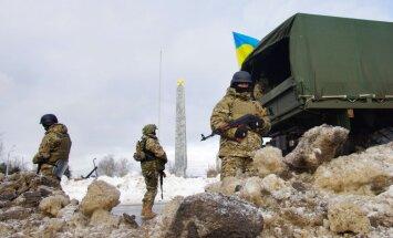 Kijeva: Donbasa teroristi uzstādījuši ultimātu