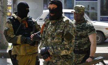 Ukraina: Donbasā vairāk nekā 80% kaujinieku ir no Krievijas