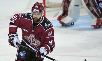Rīgas 'Dinamo' pagarina līgumus ar četriem hokejistiem
