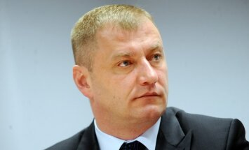 Par jauno Rīgas policijas priekšnieku iecelts pulkvedis Šulte