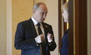 Путин не примет участия в Мюнхенской конференции, а Меркель не поедет в Давос
