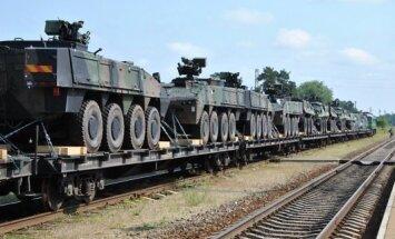 Литовская армия закупает немецкую бронетехнику на 386 млн евро
