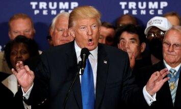 Tramps aicina pirms nākamajām debatēm kandidātiem veikt narkotiku testu