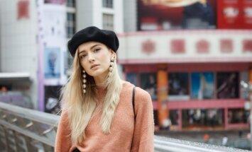 Romantiskais stila valdzinājums – berete. Variācijas to iekļaušanai garderobē
