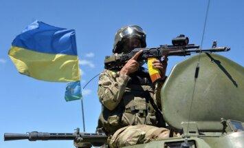 Ukraina palielinās armiju līdz 250 000 cilvēku