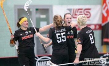 'Rubenes' florbolistes piekto sezonu pēc kārtas kļūst par Latvijas čempionēm