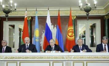 Nesaskaņas Eirāzijas savienībā: Kazahstāna plāno ierobežot Krievijas naftas importu
